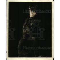 1919 Press Photo Mrs Newbold LeRoy Edgson now Countess Mercate