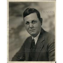 1927 Press Photo WM Massu