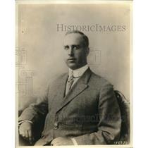 1920 Press Photo author P. W. Litchfield, advocate of industrial reform