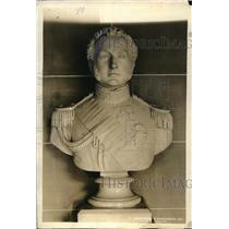 1926 Press Photo Bust of Gen Barnardo O'Higgins hero of Chile