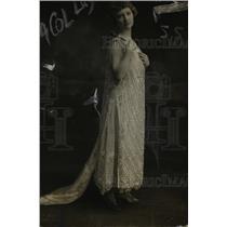 1924 Press Photo Rachelle Le Prevost, musical director of Operetto Bulbul