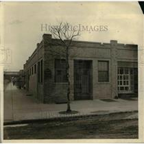 1920 Press Photo Community Church in NYC to be rebuilt