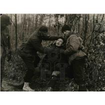1921 Press Photo (L-R) Elmer Smith, Bill Wumly, & Frank Vandillen