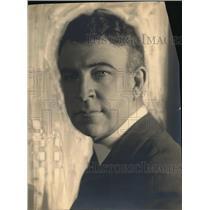 1923 Press Photo Actor Arthur Byron