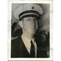 1939 Press Photo Captain AG Person crashed American plane in Rio De Janeiro