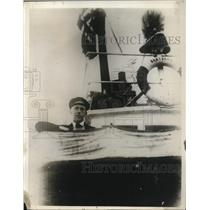 1930 Press Photo Dr Gunnar  Horn  dicovered remains of Andree expedition