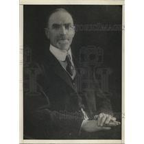 1926 Press Photo Sir Patrick Luinn chevalier of French Legion of Honor