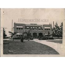 1921 Press Photo Palatial Miami Villa which, it is said, was occupied by Mrs.
