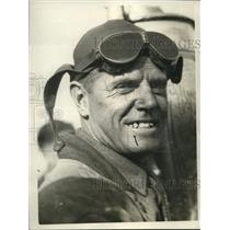 1925 Press Photo Mr. Daugherty winner of first prize in Santa Monica air race