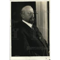 1921 Press Photo Dr Leland O Howard curator Natl Museum in Wash DC