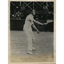 1926 Press Photo French tennis champ Feret to debut in NY - nes21811
