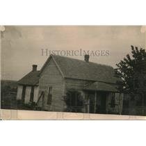1920 Press Photo Home Where Mr & Mrs Bruce Lived And Mrs Bruce Died