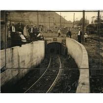 1926 Press Photo coal mining