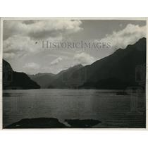 1926 Press Photo In doubtful Sound, Southland, South Island, N.Z.