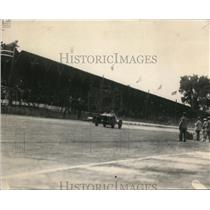 1928 Vintage Press Photo Vintage Racing Auto Indianapolis Speedway