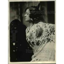1920 Press Photo Ramona Lafevre sister charge d' affaires legation of Panama