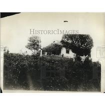 1928 Press Photo La Luz gold mine in Prinzapolca Nicaragua