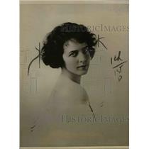 1922 Press Photo Jeanne Perkins, Wife of Italian Prince Don Fabrizio Colonna
