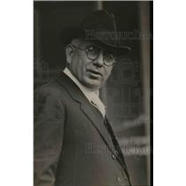 1920 Press Photo Judge Dameron