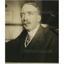 1918 Press Photo Bird Coler, New York Charity