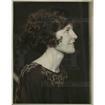 1923 Press Photo Irene Mwright of Nebraska