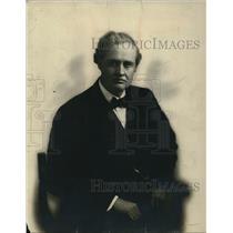 1919 Press Photo Lou M.P. Stubbs