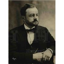 """1920 Press Photo Albert Wolf, composer of """"Blue Bird"""""""