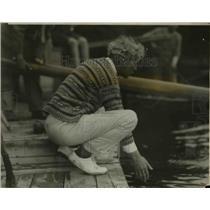 1923 Press Photo Rt Hon Ramsey MacDonald Canadian Pacific trip across Canada