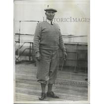 1933 Press Photo Dr A Mackenzie Meldrum American explorer for New guniea