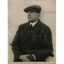 1922 Press Photo Mr. Emerich Vecsey, Hungarian Baritone