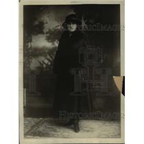 1920 Press Photo Mrs Elizabeth Perlinsky of Hoboken, N.J. one of 7 stabbed by