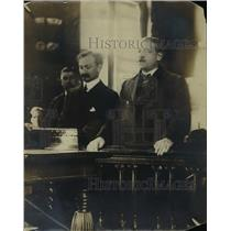 1917 Press Photo W. T. Jerome, famed lawyer and politician