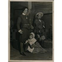 1921 Photo Shakespeare and Others Clemence Dane's Shaftesbury Play