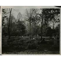 1926 Press Photo People Enjoy Springtime Kew Gardens London, England