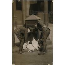1920 Press Photo US Boy Scouts.