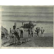 1929 Press Photo Fernando Norenha Island in South Pacific