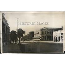 1931 Press Photo Street of Karachi During All-India Congress