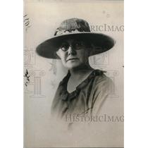 1921 Press Photo Mrs Elizabeth Lingenfelte, student counsel for Kansas