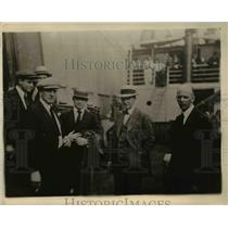 1919 Press Photo Smithsonia African Exploration Party