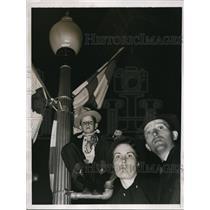 1937 Press Photo Salinas Calif rodeo & visting crowds