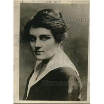 1919 Press Photo Mrs. Norman de R. Whitehouse Suffragist Leader