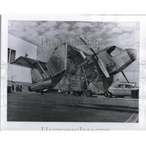 1957 Press Photo Using the deflected slipstream principle, the Army/Ryan