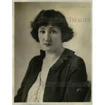 1920 Press Photo Merceita Esmonde asked Charles Garland to give 1M to Red Cross