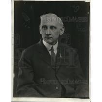 1921 Press Photo C O Hoxie