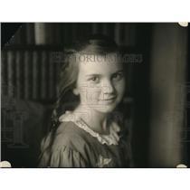 1922 Press Photo Betty Fud