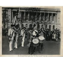 1926 Press Photo re-enactment of Spirit of 76 painting