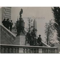 1920 Press Photo Delegates to 15th International Congress against Alcoholism