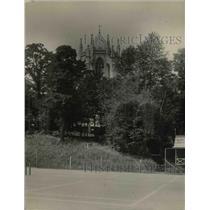 1920 Press Photo The Washington Cathedral