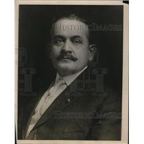 1920 Press Photo William J. McGinley, Supreme Secretary Knights of Columbus
