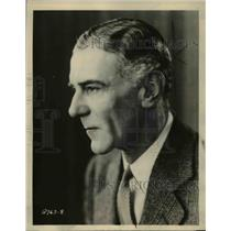 1926 Press Photo Norman Trevor, stage star